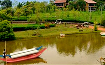 Ratnapura lake serenity Hotel Boat rides