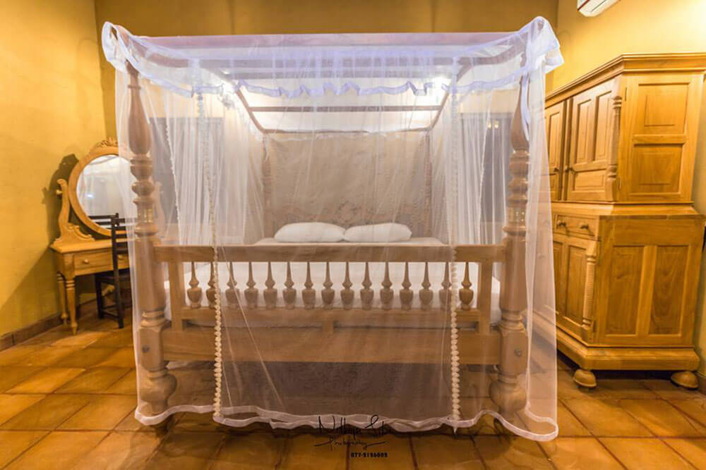 Luxury king size bed